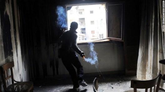 Al Qaeda in Lattakia