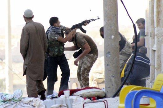 Army controls Zamalka Bridge