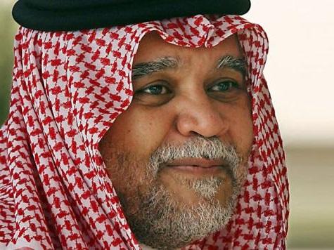 Saudi Prince Bandar bin Sultan-Bush
