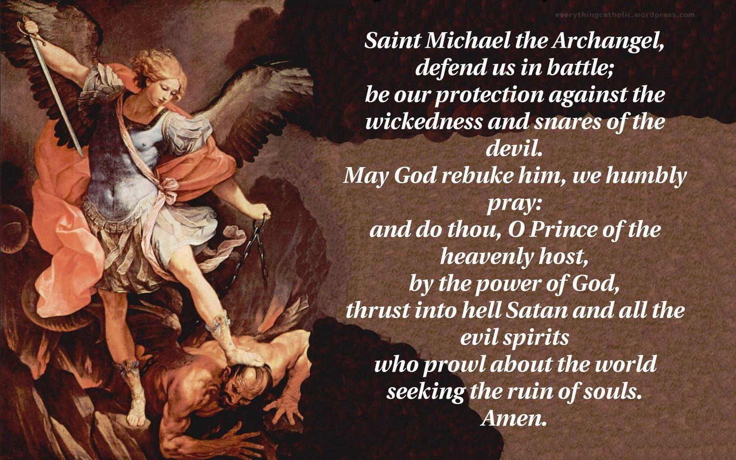 archangel michael wallpaper for computer - photo #32