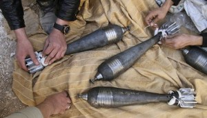 Syrian rebels ordered 10 tons of sarin nerve agent in Turkey