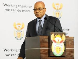 UN's role in Syria – Zuma