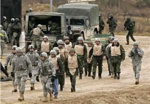 us russian troops