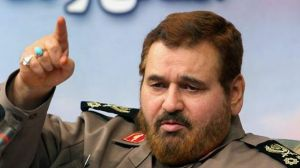 Chief of Staff of Iran's Armed Forces Major General Hassan Firouzabadi