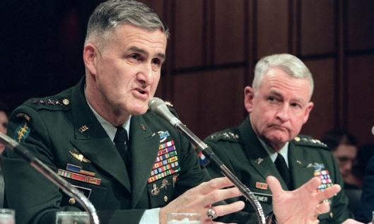 Gen. Hugh Shelton
