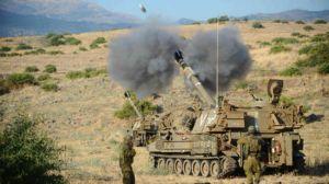 Israeli-artillery 1