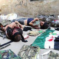 400 FSA mercenaries killed by Syrian Arab Army, between them are included 20 Saudis in al-Ghouta al-Sharqia ~ More terrorists eliminated in other military operations around country