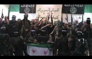 Al Qaeda  in Syria's Conflict