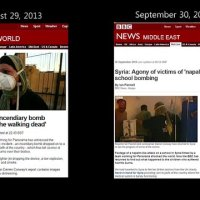 Fake Journalism: The Role of the BBC in the Syrian Conflict