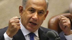 Benjamin-Netanyahu rant