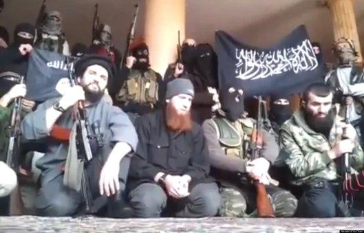 Chechen Islamic terrorists