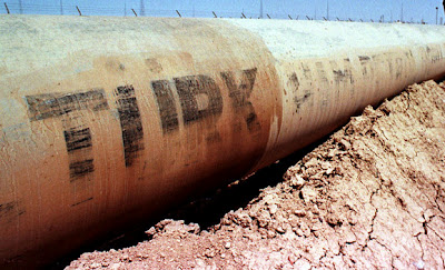 Iraq-Turkey-pipeline