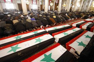 mass-funeral-Syria
