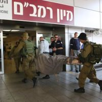 Zionist Occupation Forces take care of thousands wounded mercenaries/terrorists from Syria into Israeli hospitals