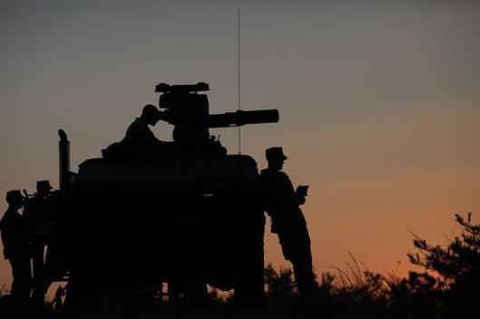 Anti-Tank-Missiles