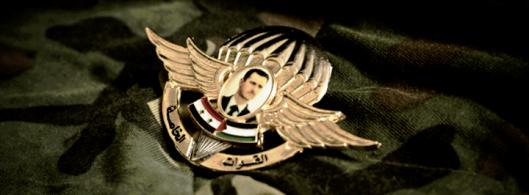 Bashar_al_Assad_paratroups