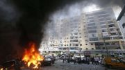 Beirut Lebanon 27 December 2013 Terrorist Attack-2