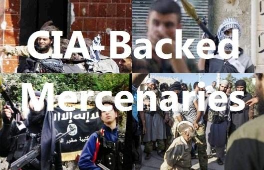 CIA-Backed Mercenaries