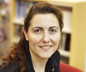 deputata siriana Maria Saadeh