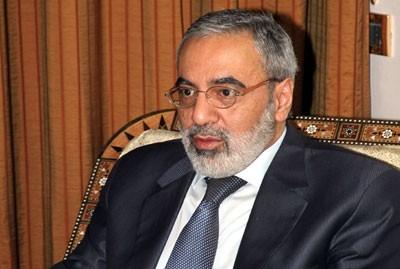 Omran al-Zoubi-20131227
