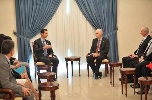 President Bashar al-Assad_20131224