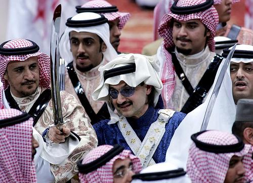 Saudi Prince Talal bin Abdulaziz