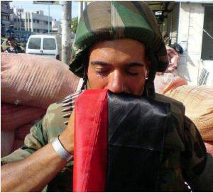 soldier of syria