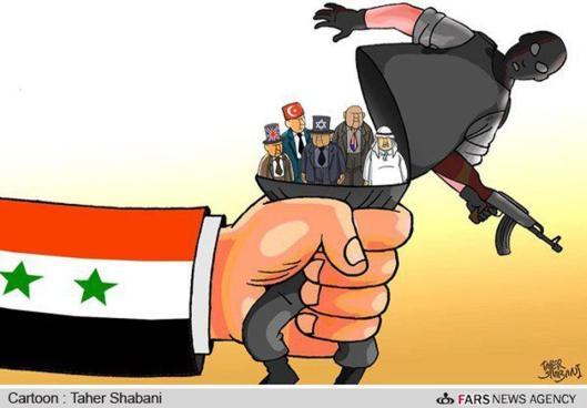 Syria-defeat-international-terrorism
