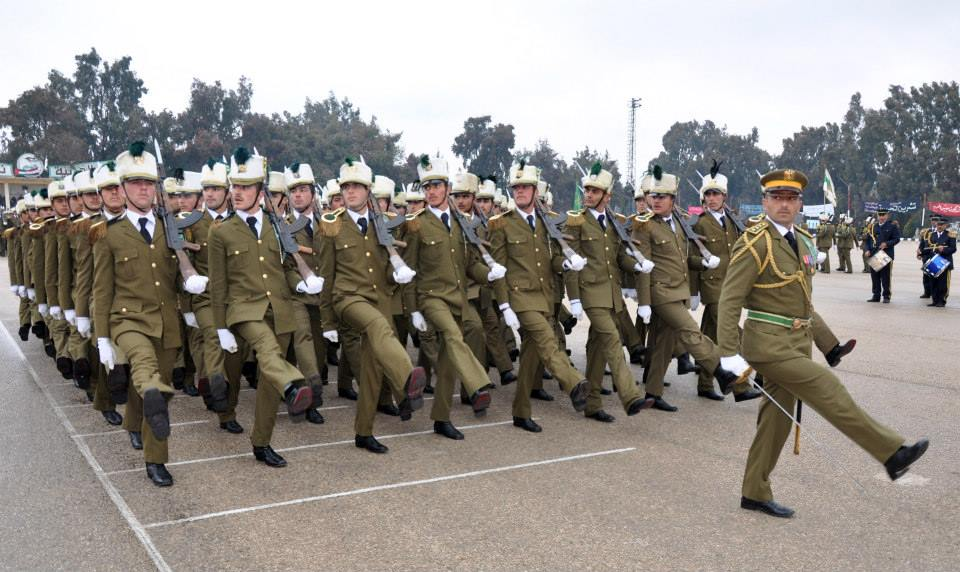 New Batch Of Military Academy Cadets Graduated The Real
