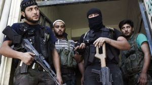 Iran-Syria-Terrorism
