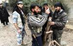 Takfiri terrorists in Deir Ezzor 31/12/2013 (Photo: AFP - Ahmad Aboud)
