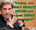kerry is a sack of shit liar traitor