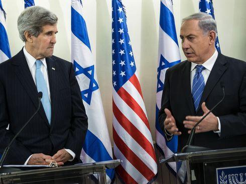 Mideast-Israel-Kerry