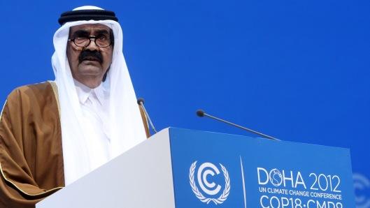 Hamad bin Khalifa Al-Thani