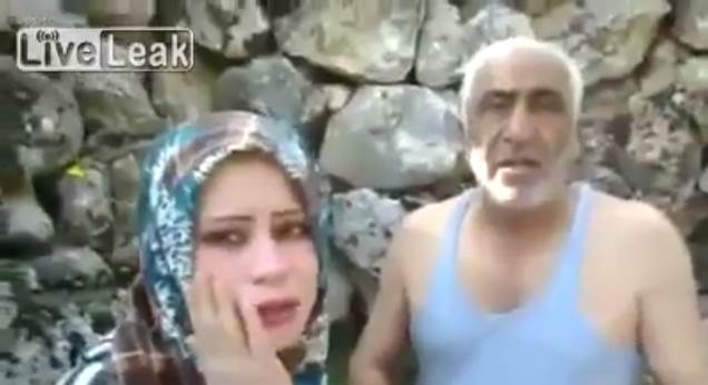 Syrian Terrorist Commander/Imam Caught Having Sex With Granddaughter