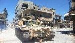 Syria army makes more advances against militants in Aleppo