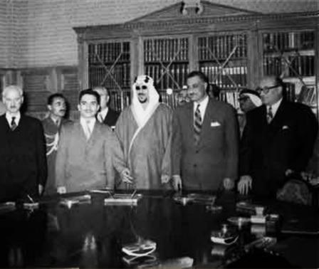 Arab_Defense_Pact_Signing_1957