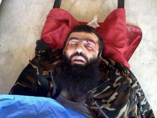 the Chechen Saif Allah