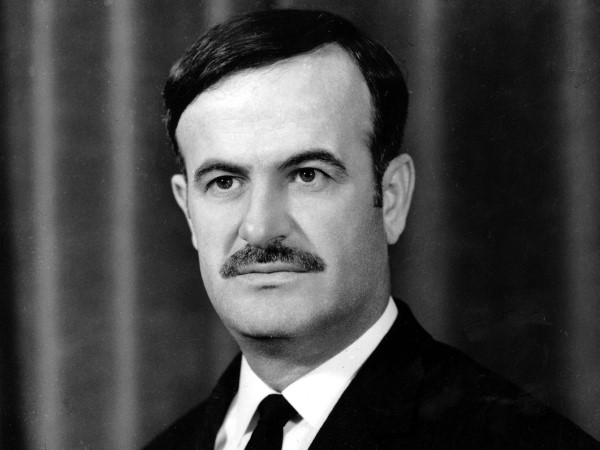 Image result for Hafez al-Assad