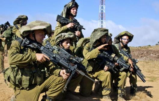 IOF-IsraeliOccupationForces