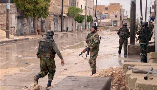 Syria army foils bombing, kills terrorists in Homs