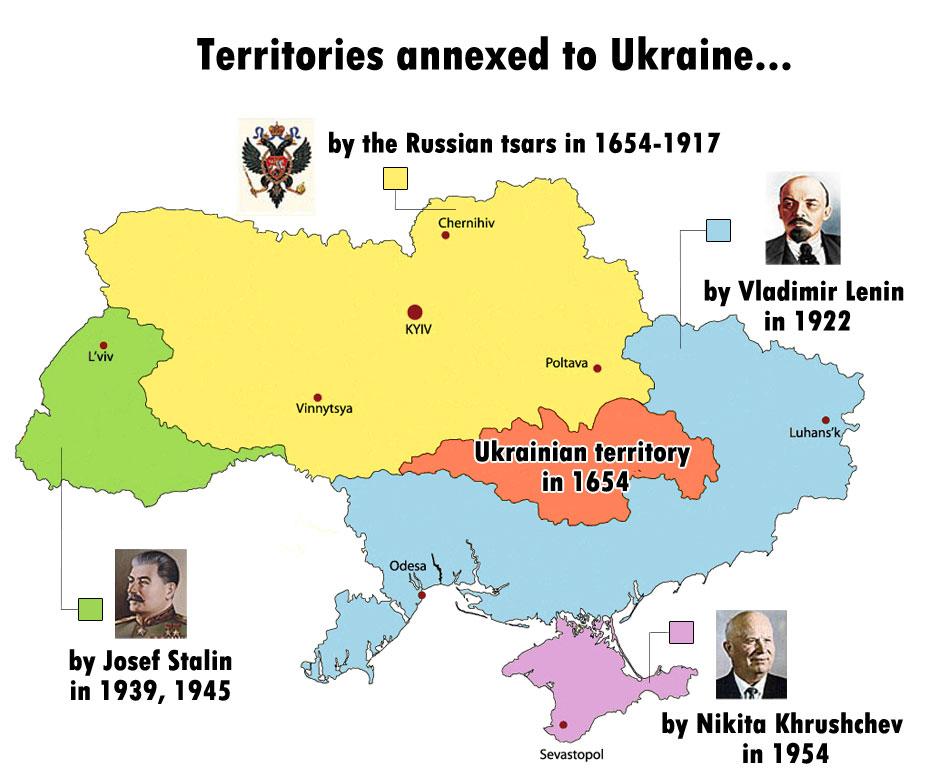 Ukraine Than Russian 85
