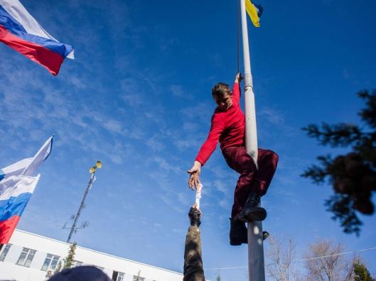 APTOPIX Crimea Russia