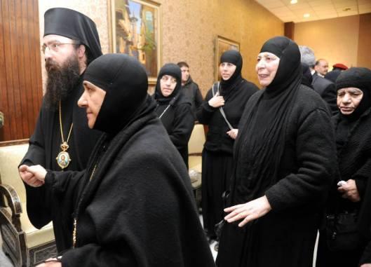 How Maloula Nuns Regained Freedom