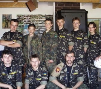 Maidan activists trained by NATO in 2006-3