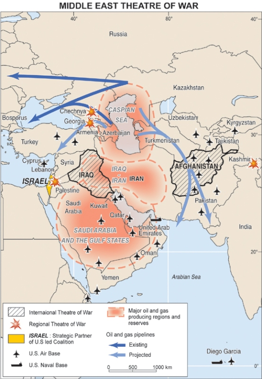 middleastmap
