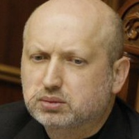 Ukraine Parliament Names Acting President