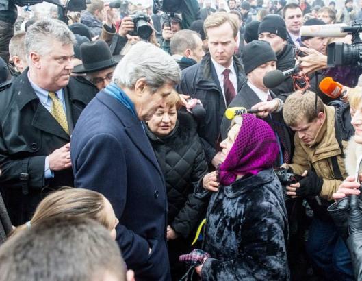 US Secretary of State John Kerry-2014MARCH4