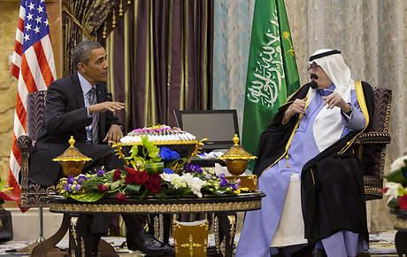 Obama US Saudi Arabia
