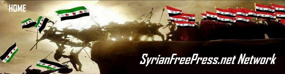 the real SyrianFreePress.net Network